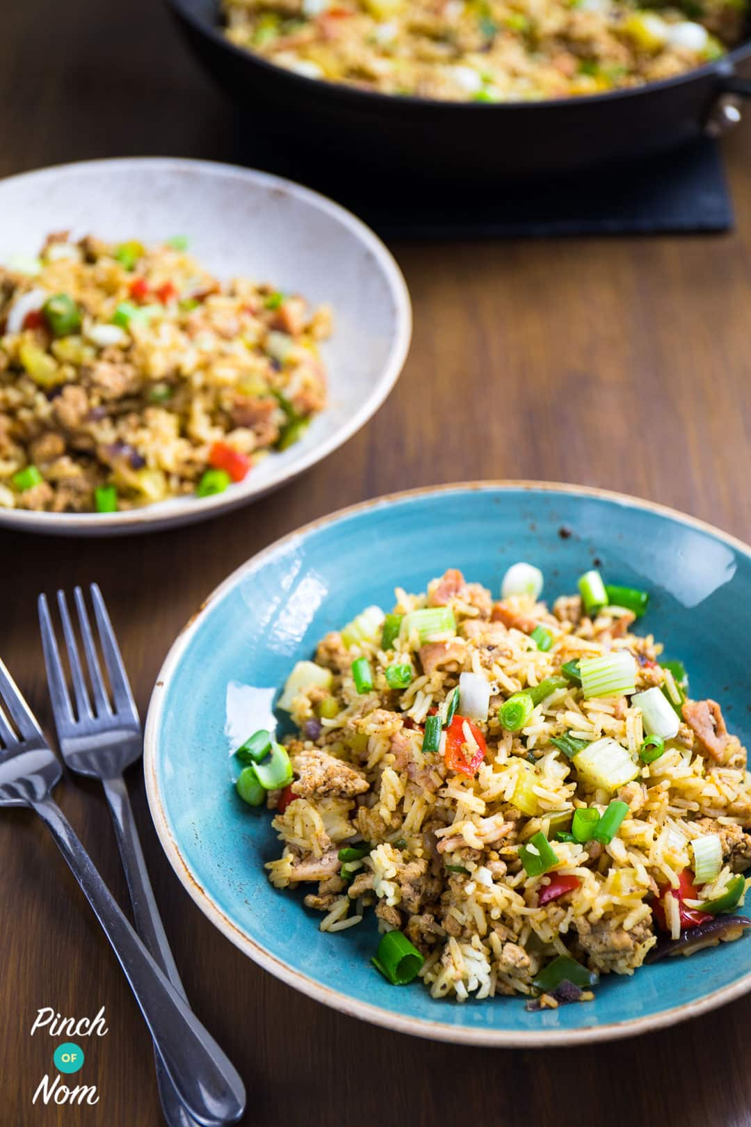 Top Slimming World Dinner Recipes - syn free dirty fried rice
