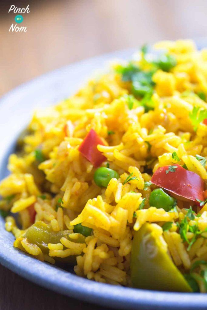 Nando's Spicy Rice | Slimming & Weight Watchers Friendly