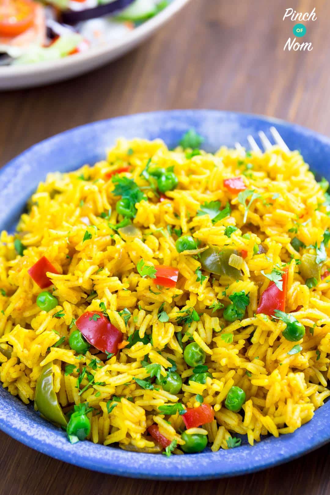 KFC Rice Box | Slimming & Weight Watchers Friendly