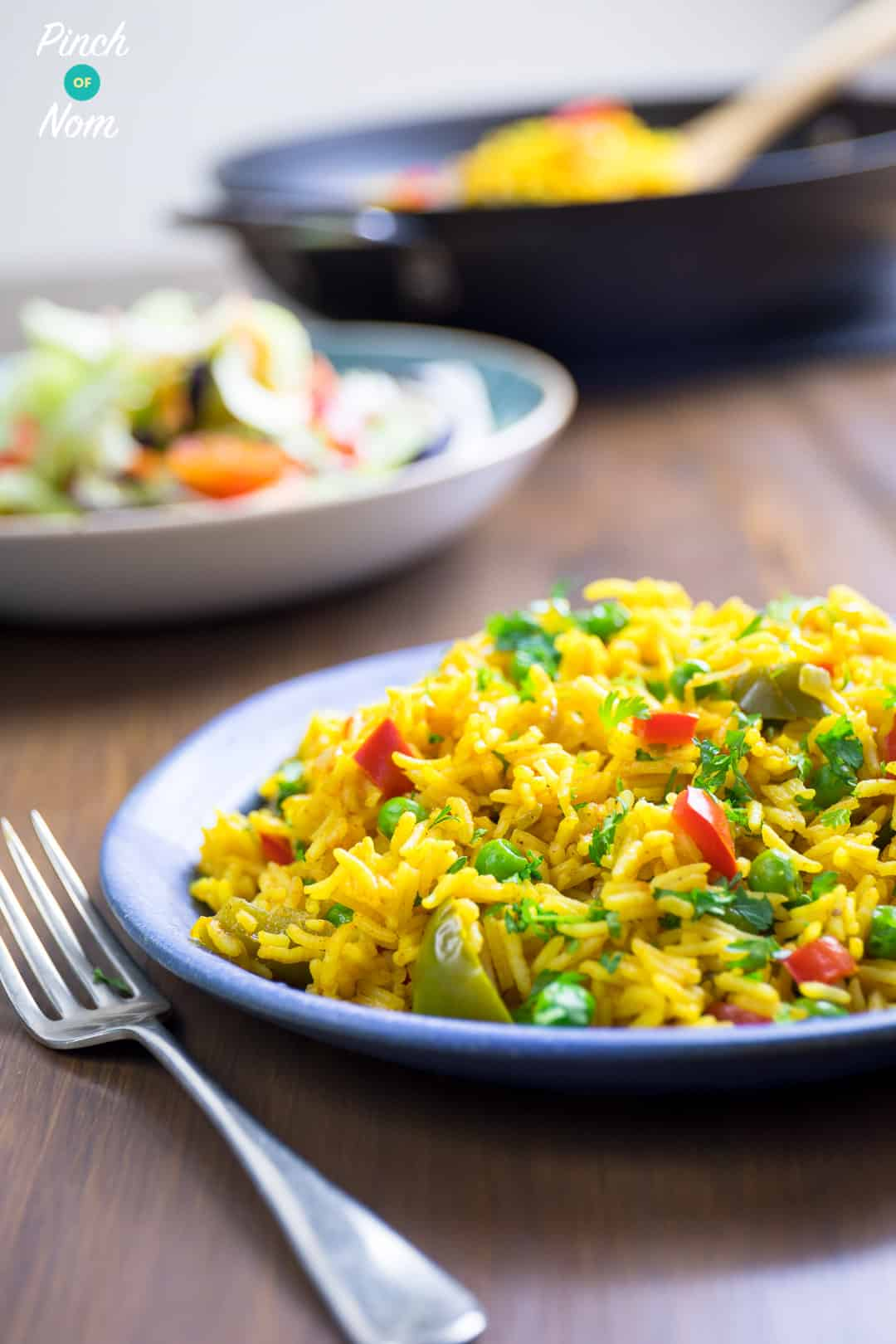 Top Slimming World Dinner Recipes - Syn Free Nandos Spicy Rice