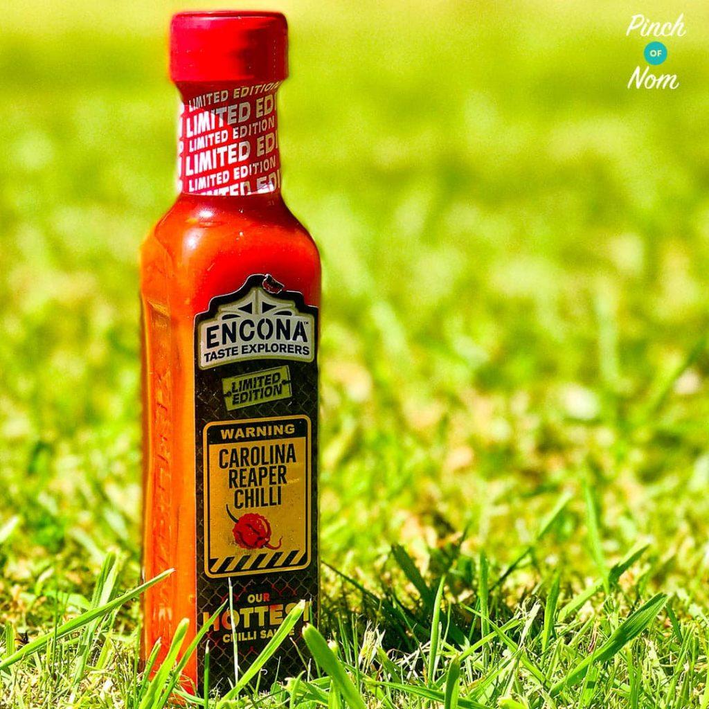 Encona Limited Edition Carolina Reaper Hot Sauce | Slimming World -3