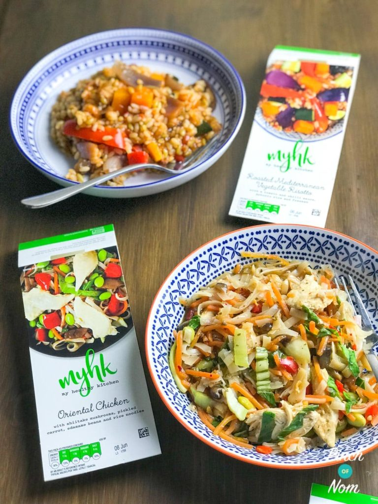 My Healthy Kitchen Ready Meals Review Slimming World