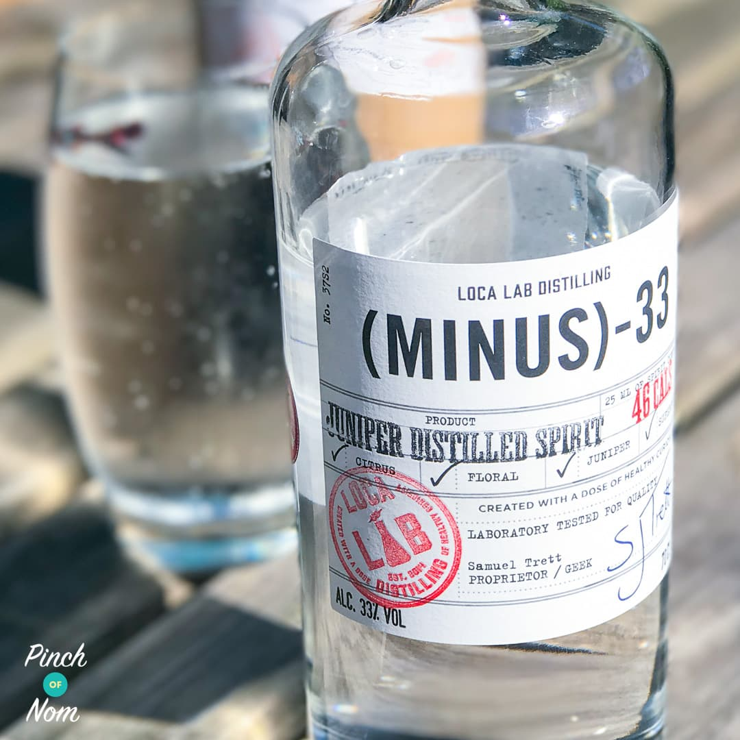 Minus 33 Spirit Review | Slimming World