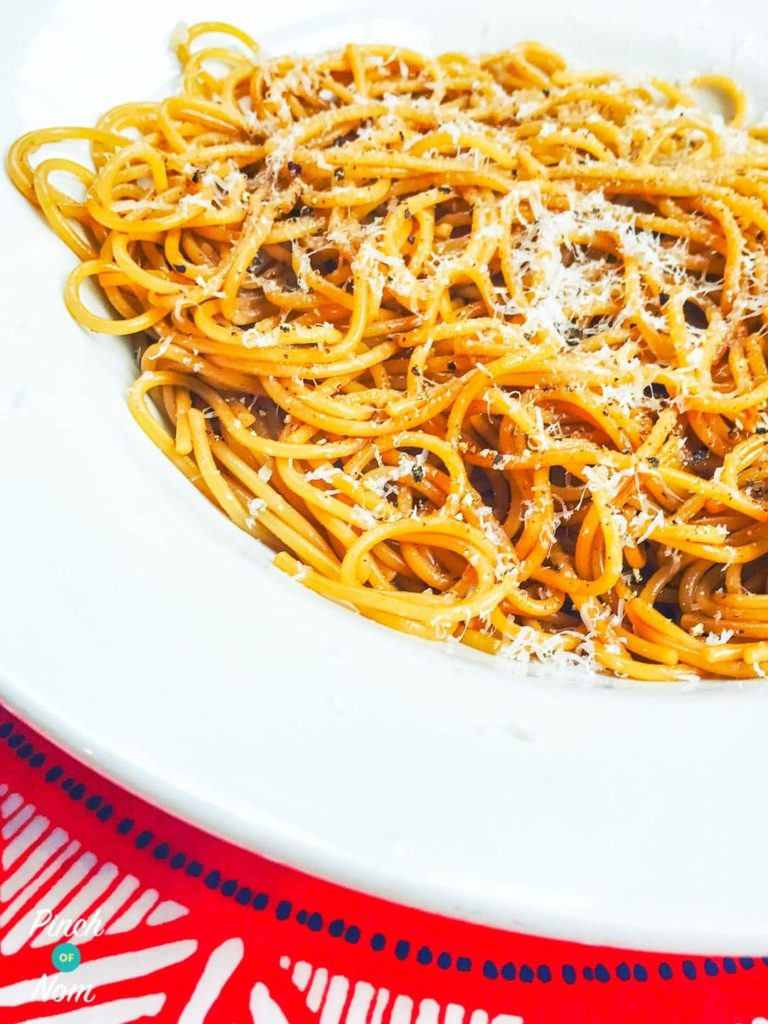Bovril Spaghetti | Slimming & Weight Watchers Friendly