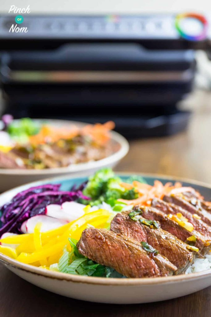 Syn Free Korean BBQ Beef (Bulgogi) | Slimming World