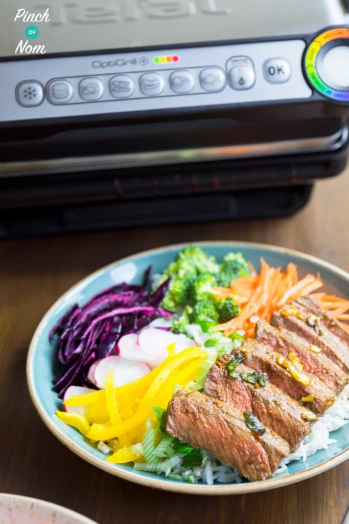 Korean BBQ Beef (Bulgogi) | Slimming World & Weight Watchers Friendly
