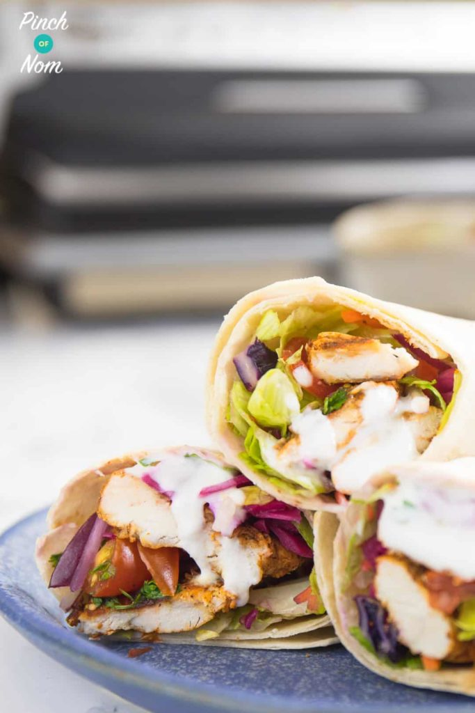 Syn Free chicken shawarma | Slimming World-15