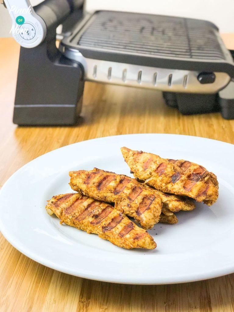 Chicken Shawarma | Slimming & Weight Watchers Friendly