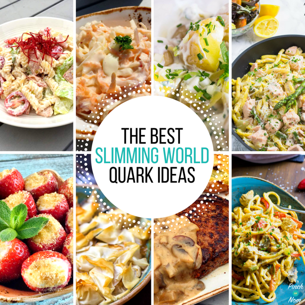 What you can do with quark slimming world recipe ideas The slimming world