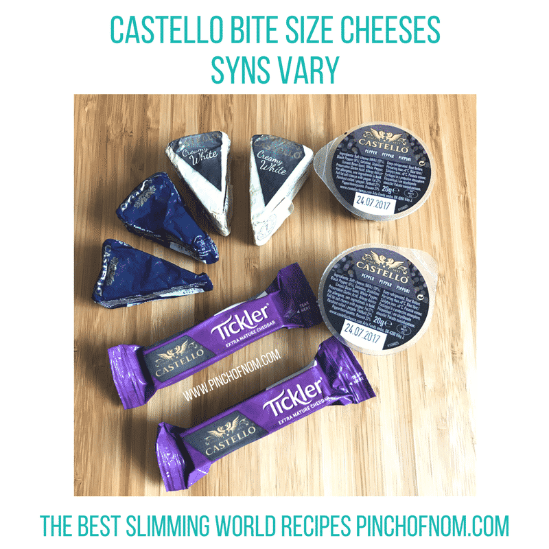 castello cheese - new Slimming World shopping essentials