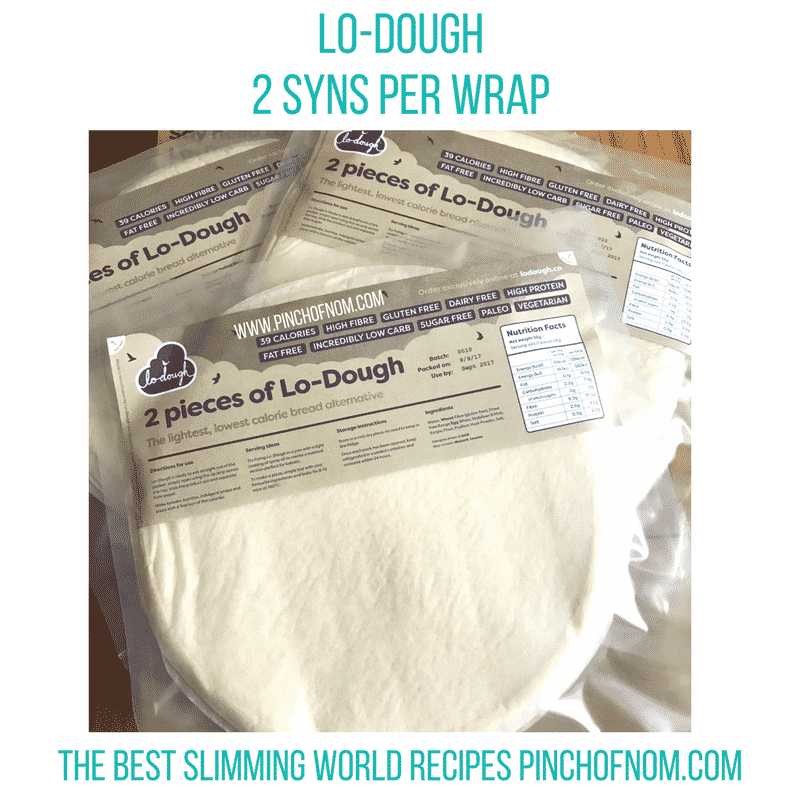 lo dough - new Slimming World shopping essentials3