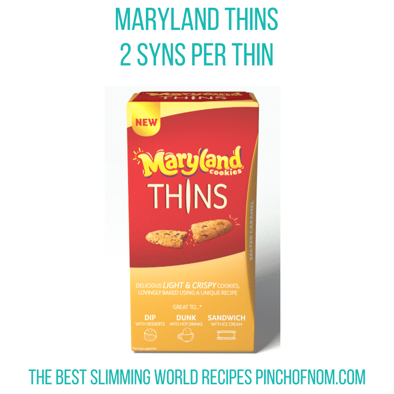 maryland things - new Slimming World shopping essentials