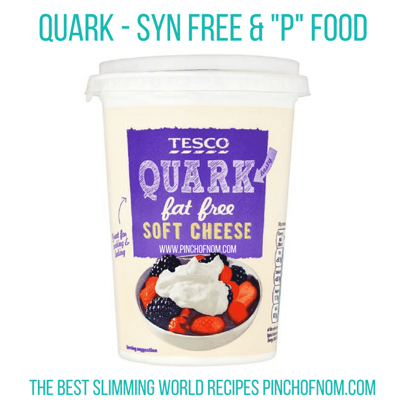 What You Can Do With Quark | Slimming World Ideas