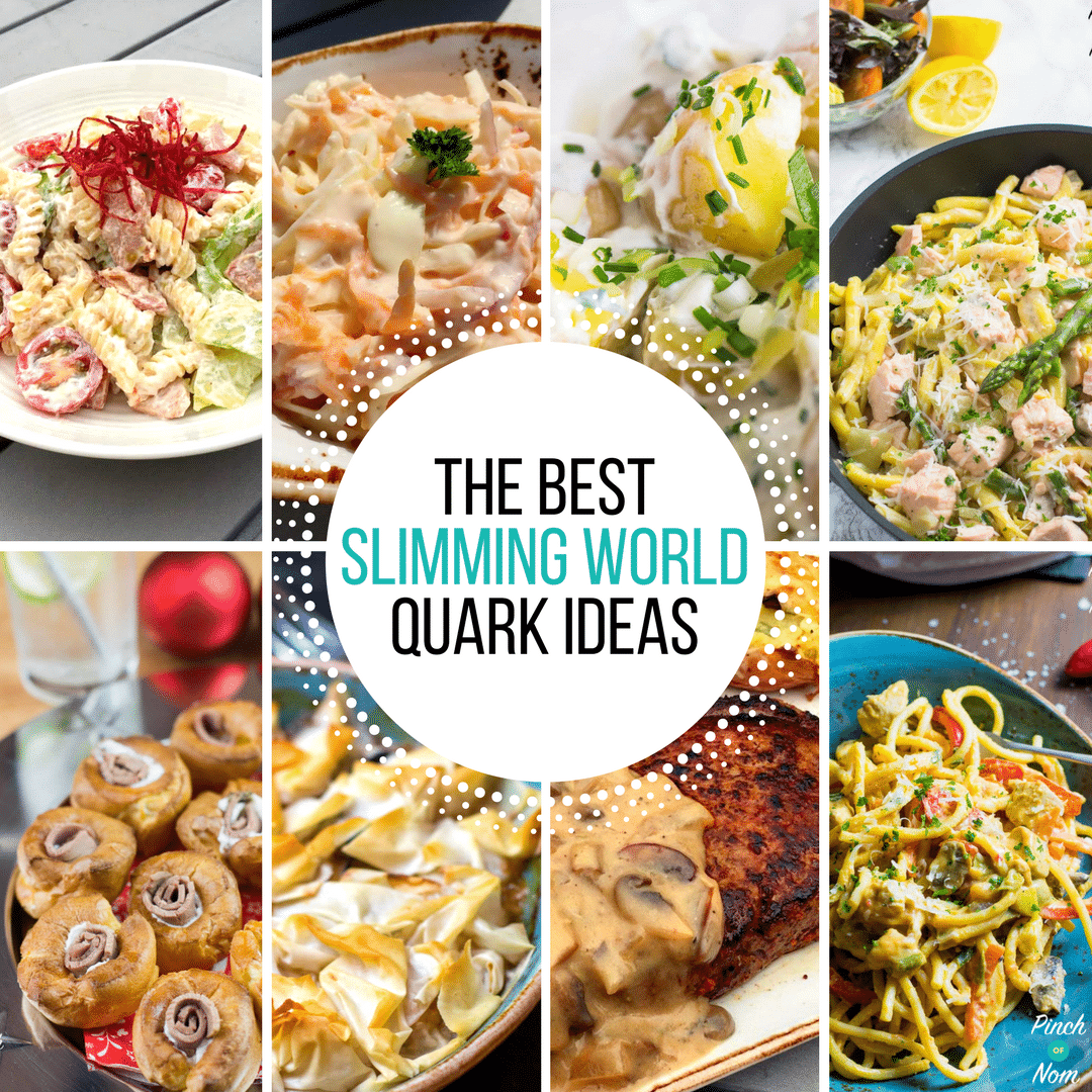What You Can Do With Quark Slimming World Recipe Ideas