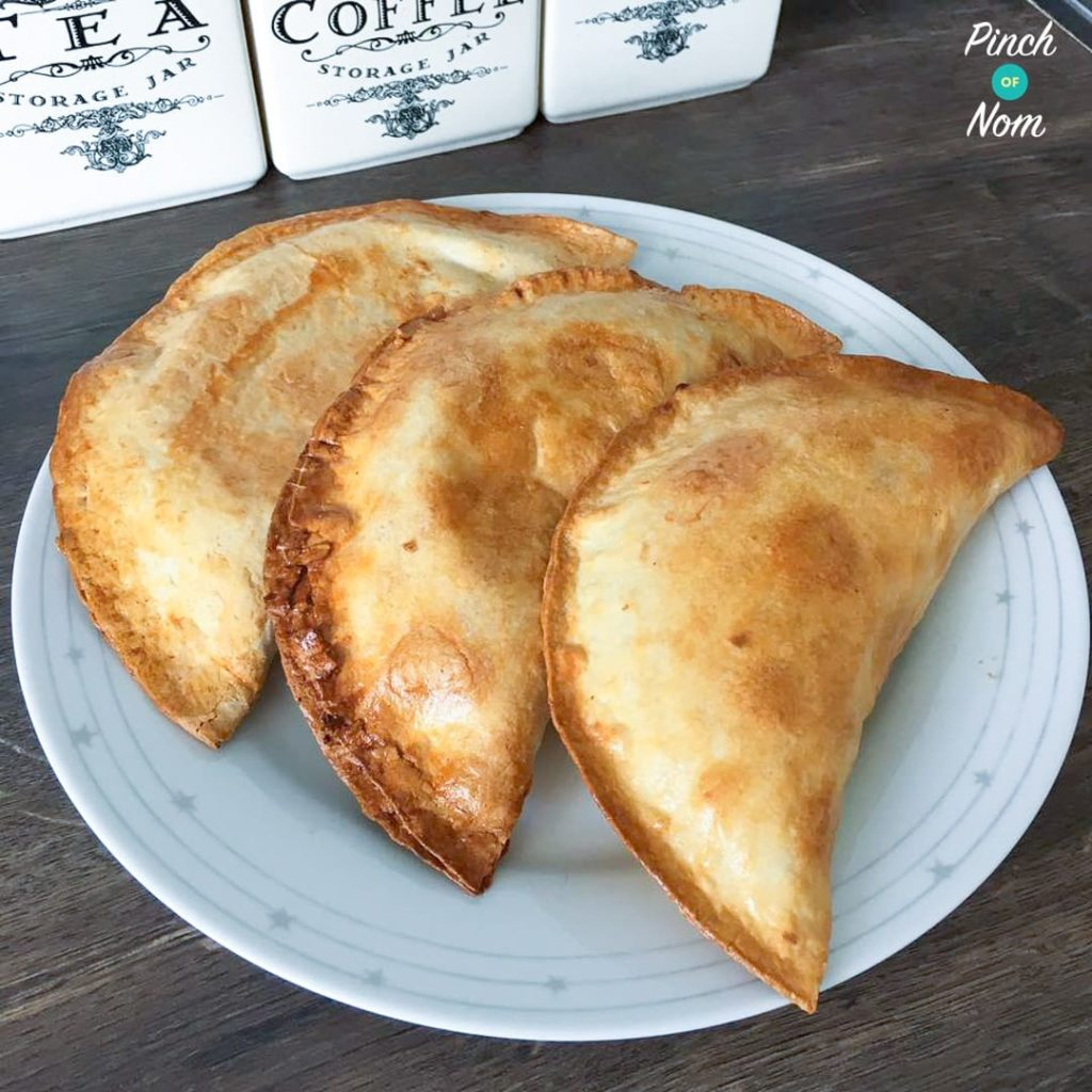Ham and Mushroom Pizza Calzone   Slimming & Weight Watchers Friendly