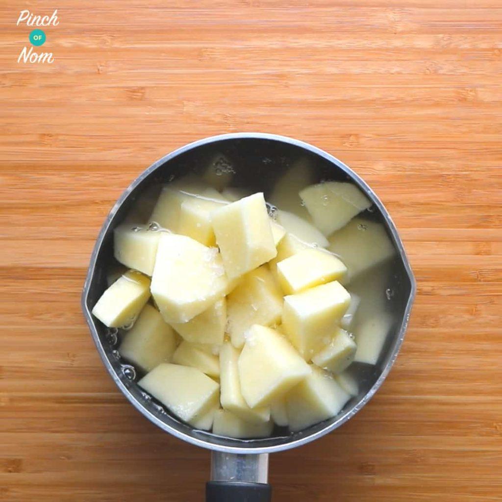 Smoked Haddock and Cheese Gratin   Slimming & Weight Watchers Friendly