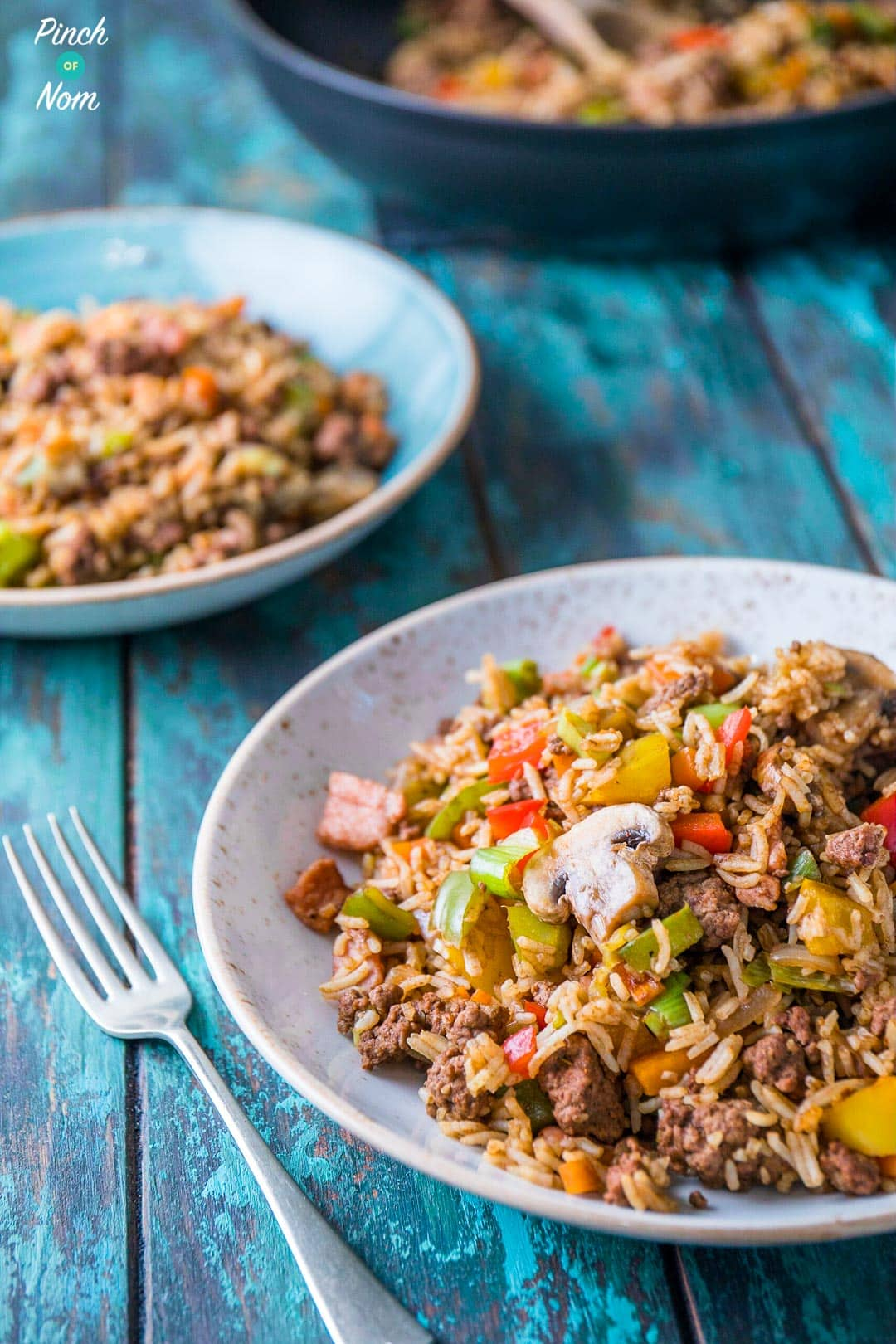 Top Slimming World Dinner Recipes - Syn Free Cajun Dirty Rice