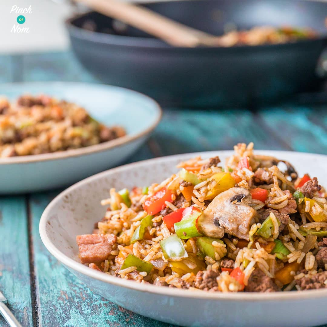 Lentil Curry | Slimming & Weight Watchers Friendly