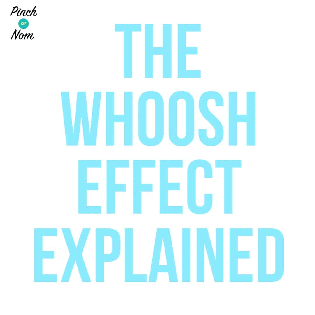The Whoosh Effect Explained