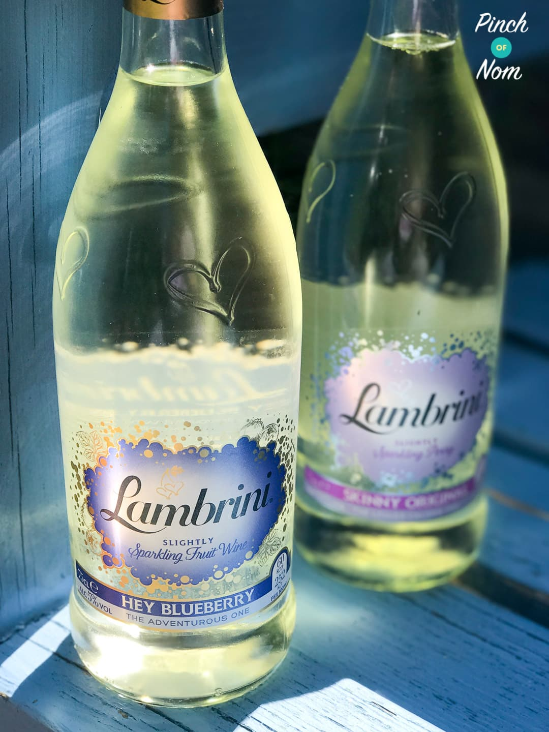 Skinny Original & Hey Blueberry Lambrini Review | Slimming World