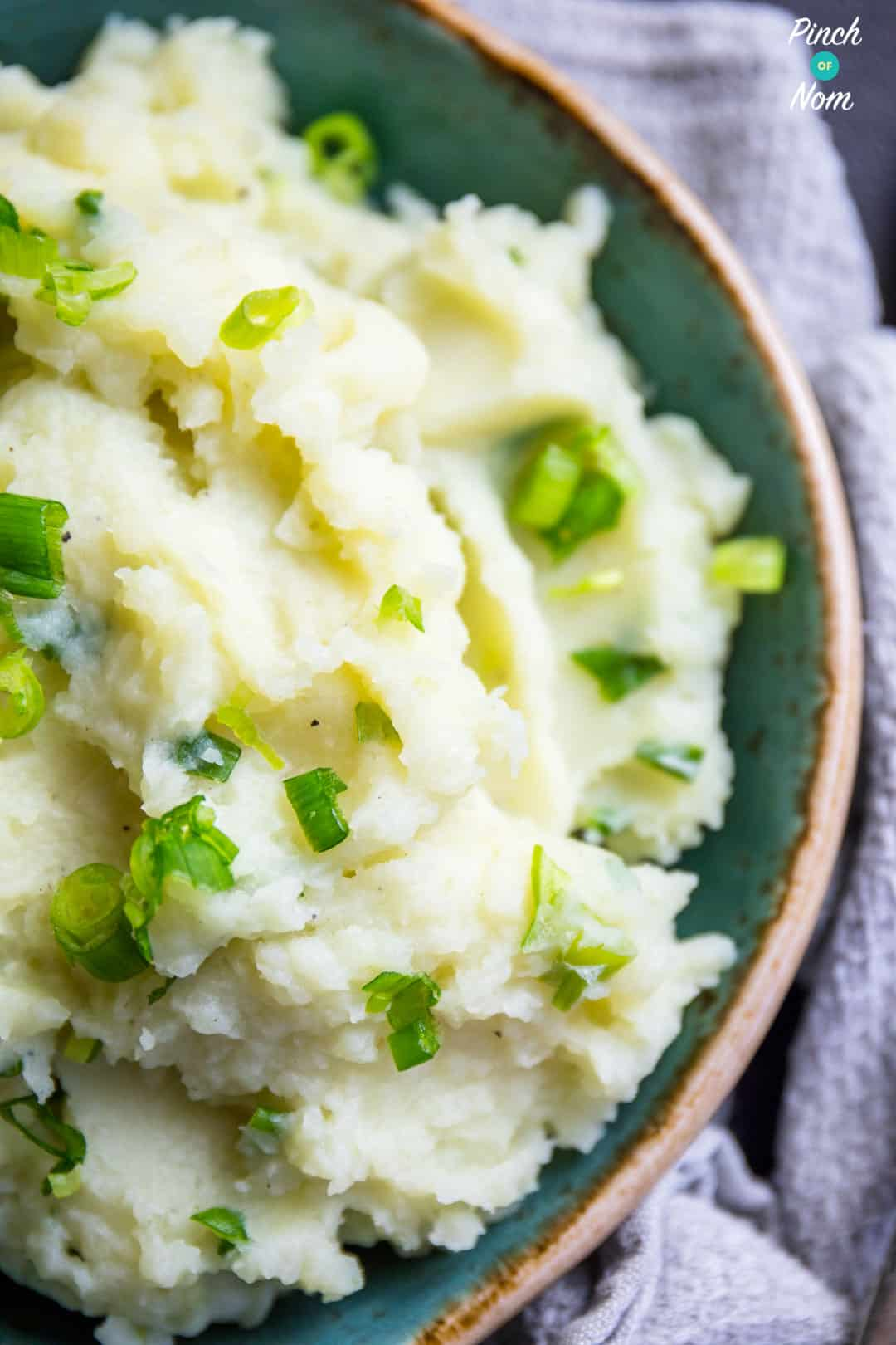 syn free creamy mashed potatoes | Slimming World-8