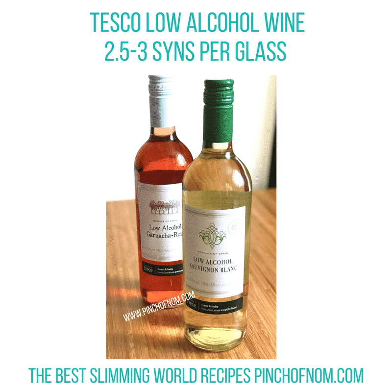 tesco low alcohol wine - Tesco Low Alcohol Wine-2