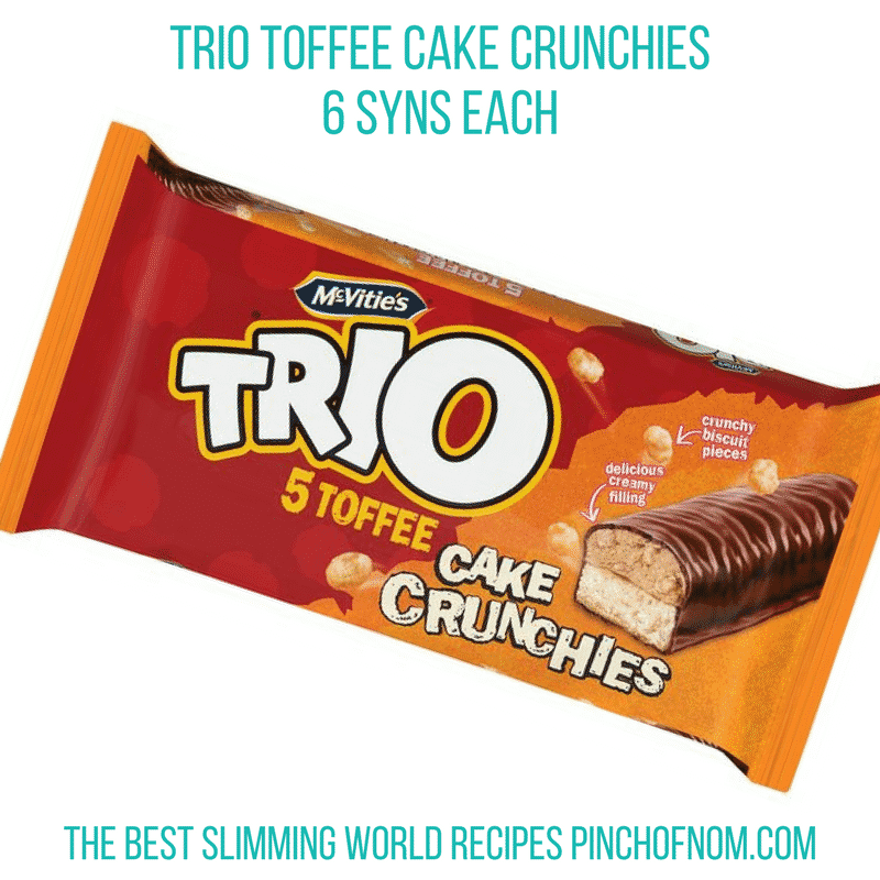 trio - - new slimming world shopping essentials pinch of nom