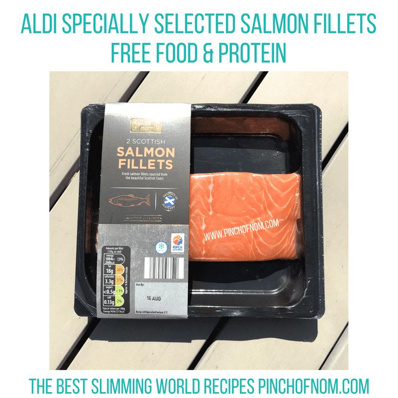 aldi salmon smoked slimming world new shopping essentials pinch of nom