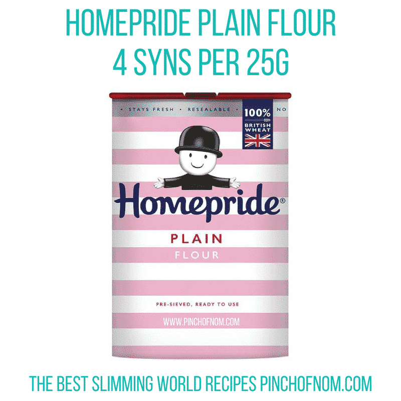 homepride-flour-syns-pinch of nom - slimming world- Low Syn Yorkshire Pudding Wrap recipe