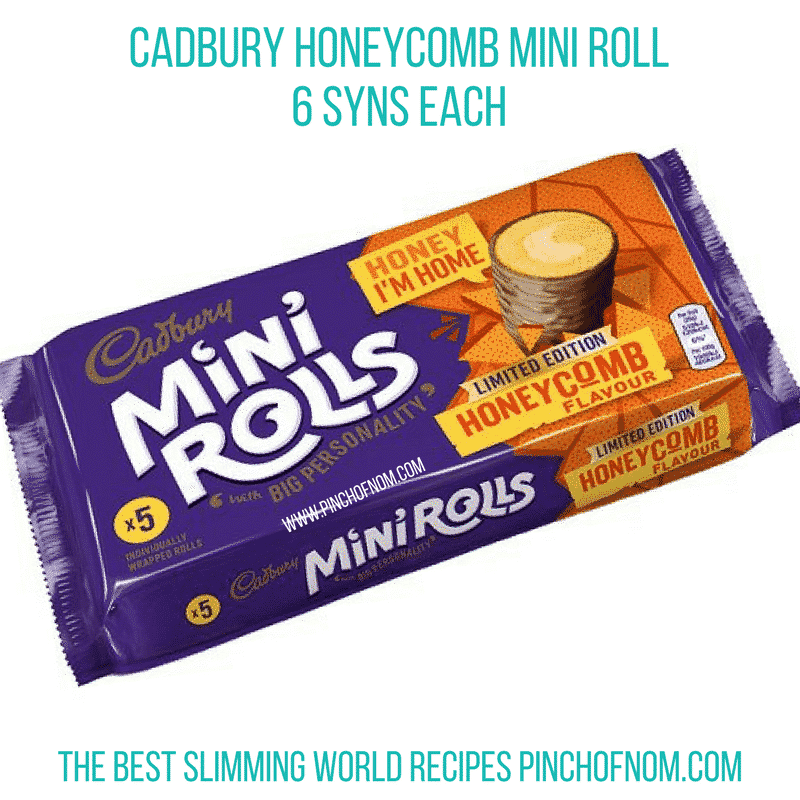 mini rolls - new slimming world essentials - pinch of nom