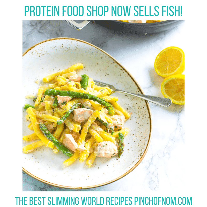 protein-food-shop-fish slimming world new shopping essentials pinch of nom