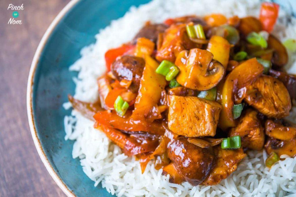 Fanta Chicken Recipe Weight Watchers