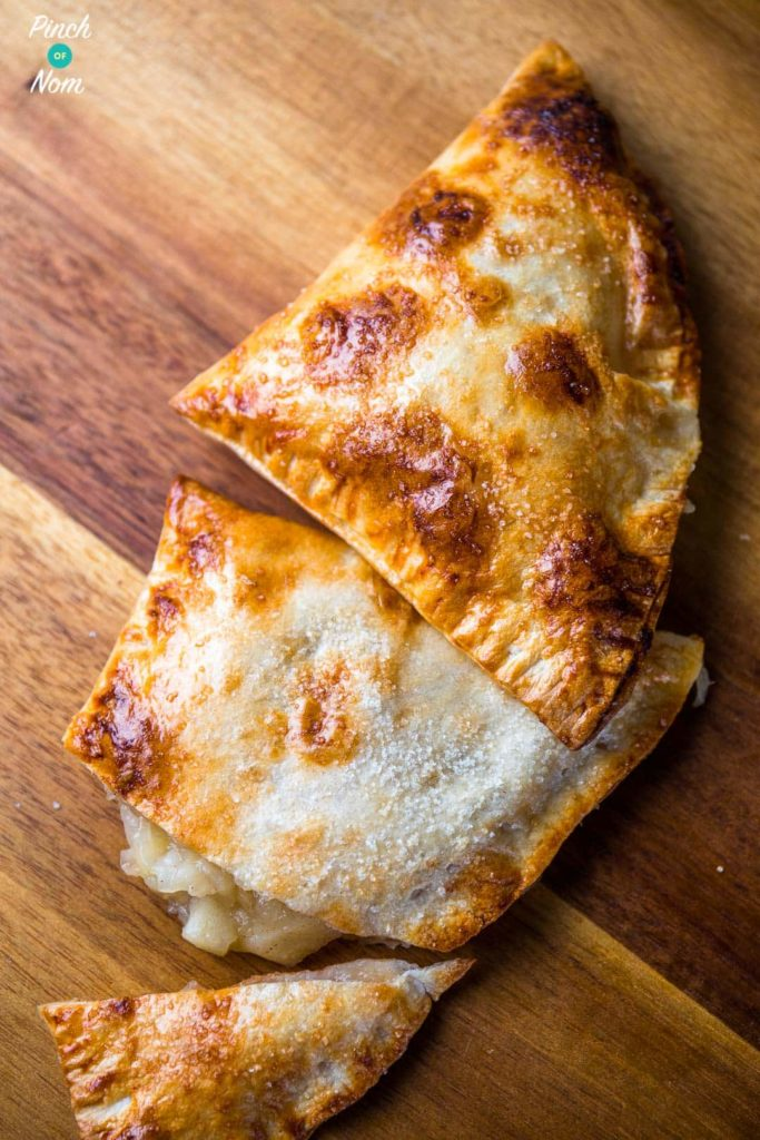 Apple Turnovers | Slimming & Weight Watchers Friendly