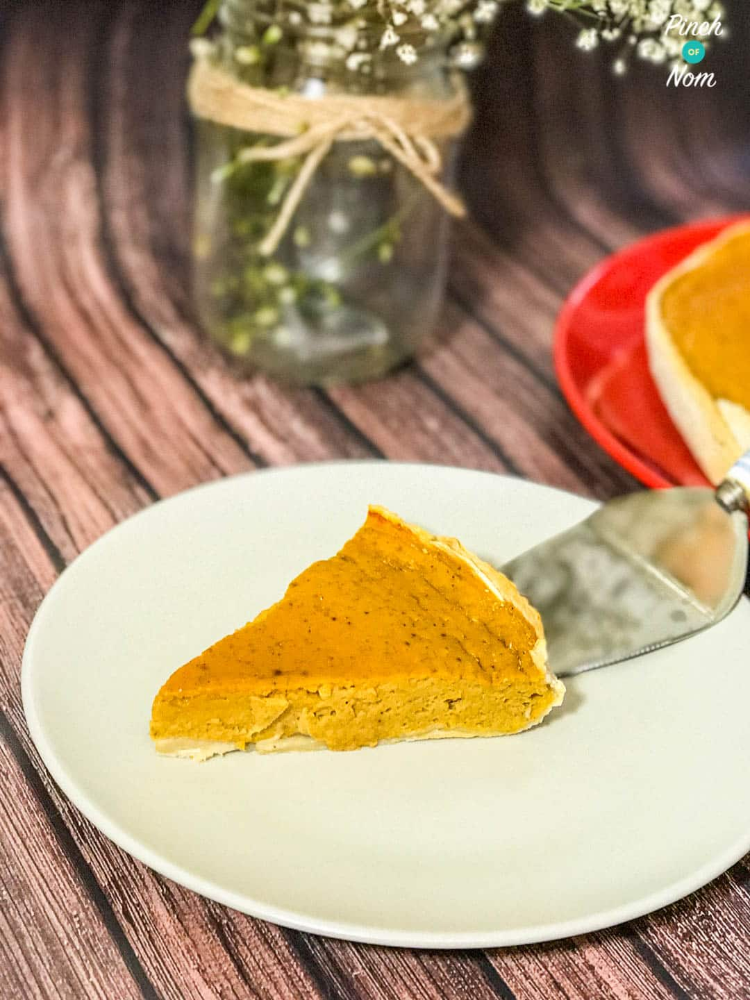 Low Syn Pumpkin Pie | Slimming World-7