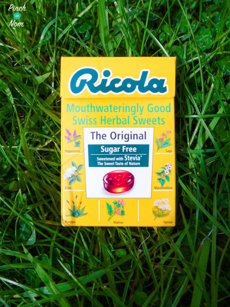 Ricola Sugar Free Swiss Herbal Sweets | Slimming World Original