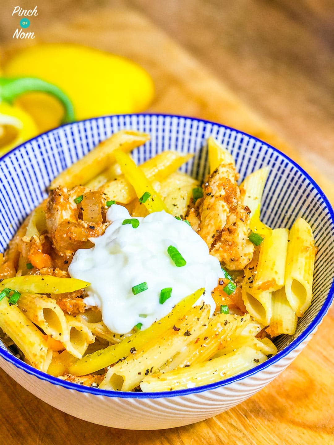 Syn Free Chicken Fajita Pasta | Slimming World