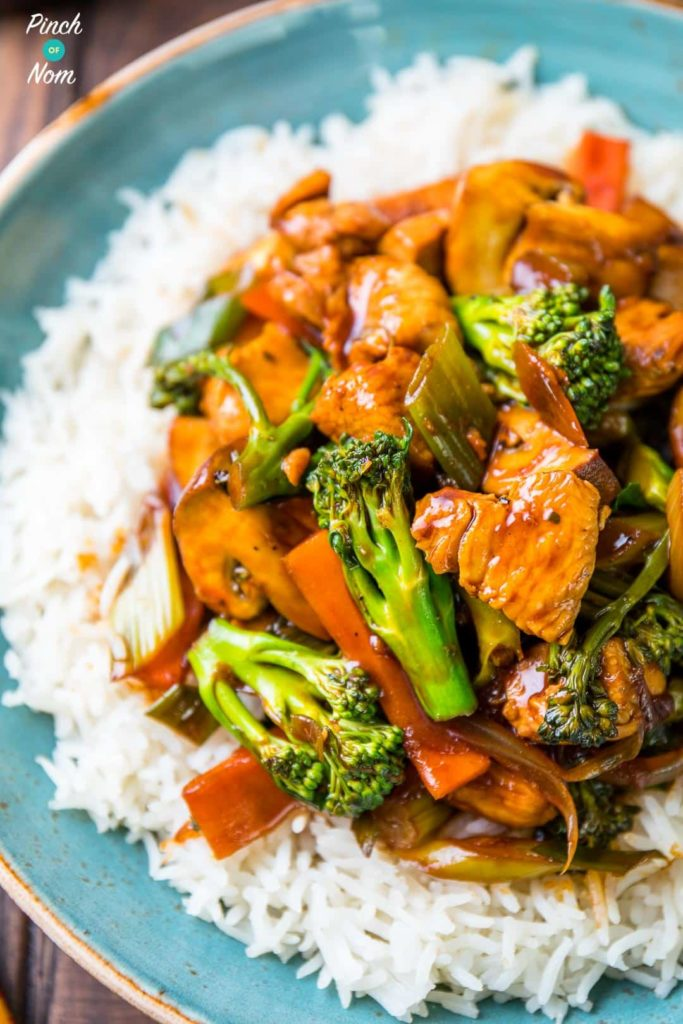 Syn Free Chinese Chicken and Broccoli | slimming world-16