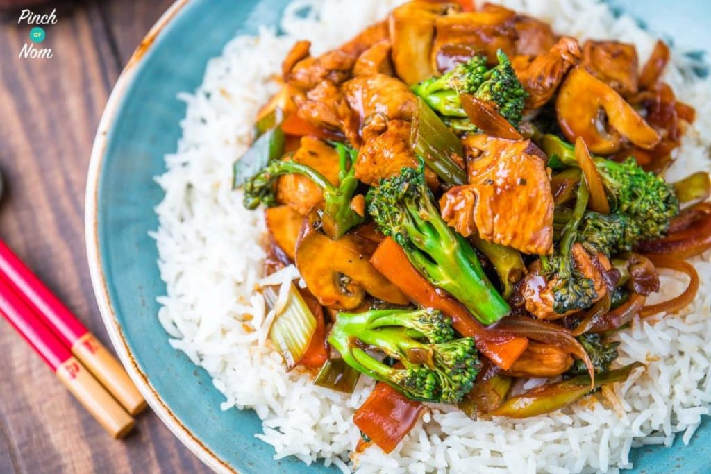 Syn Free Chinese Chicken and Broccoli | slimming world-12