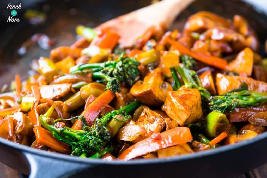 Syn Free Chinese Chicken and Broccoli | slimming world-20