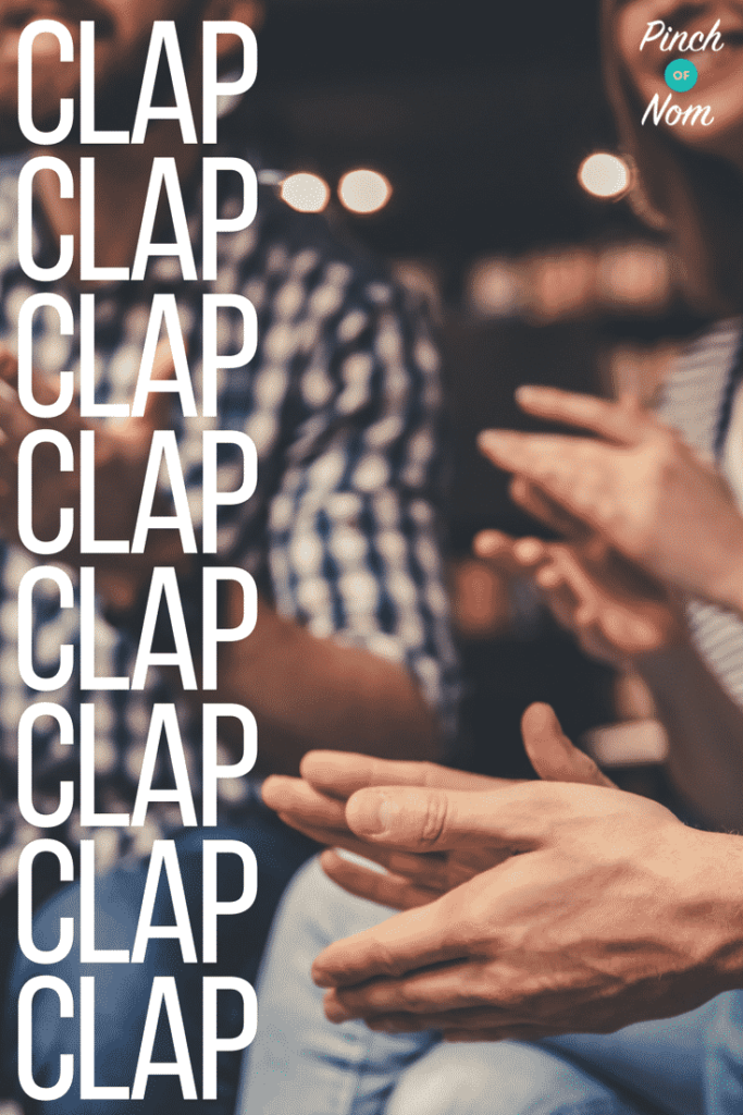 clapping - What to Expect at a Slimming World Group - A Pinch Of Advice