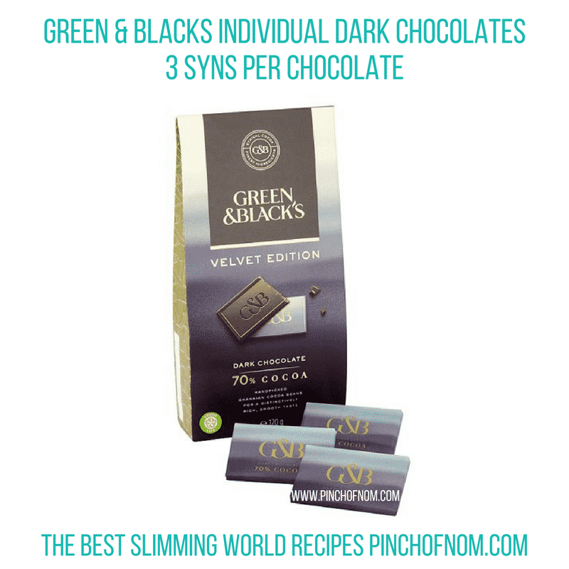 green and blacks - pinch of nom new slimming world shopping essentials