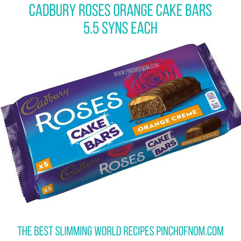 roses cakes - pinch of nom new slimming world essentials