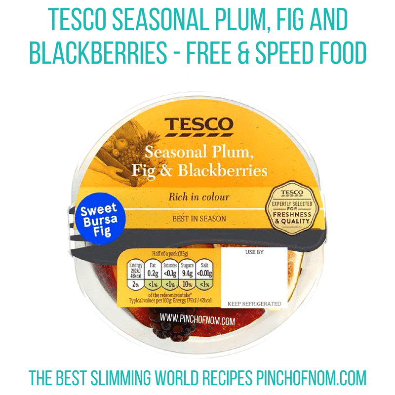 tesco fruit pot - pinch of nom new slimming world shopping essentials