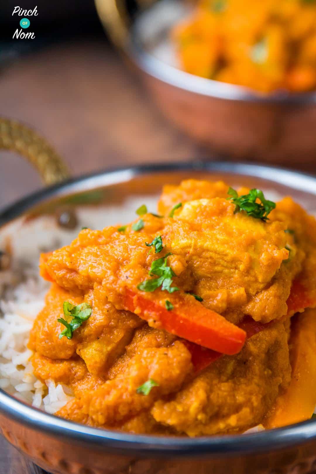 Creamy Butter Chicken | Slimming World & Weight Watchers Friendly