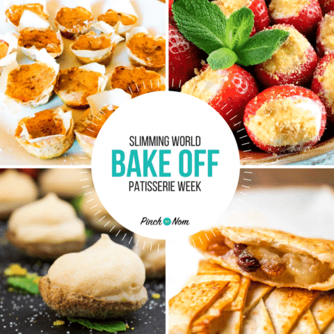 Bake Off - Patisserie Week | Slimming World