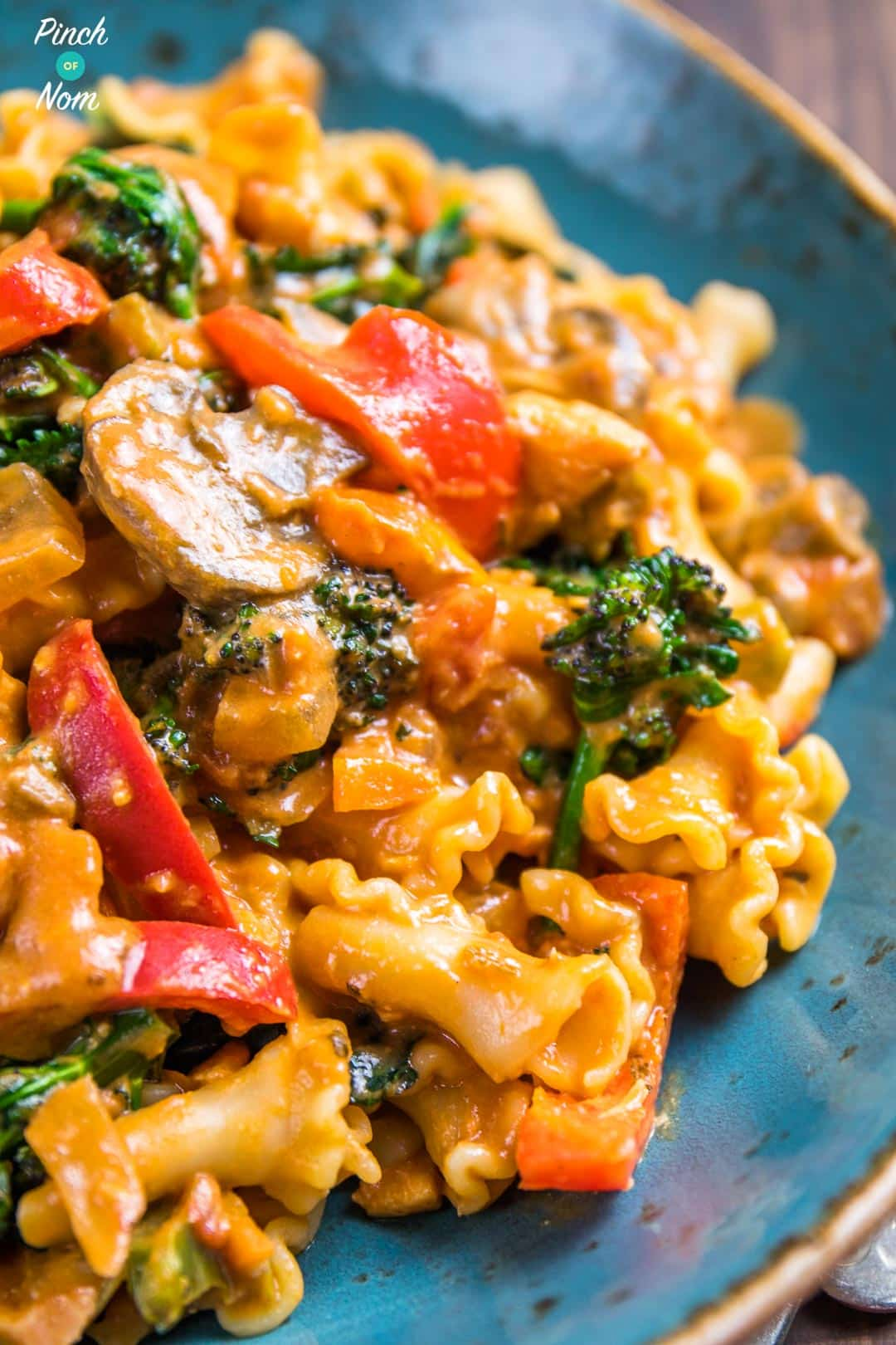 Creamy Tomato Pasta | Slimming & Weight Watchers Friendly