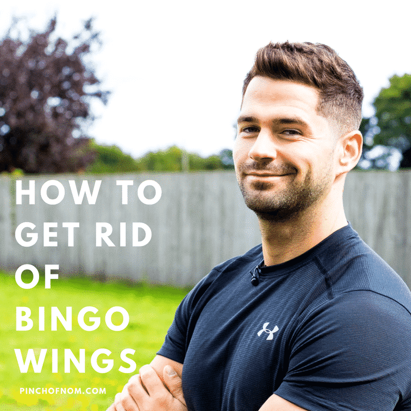 How To Get Rid Of Bingo Wings | Slimming World