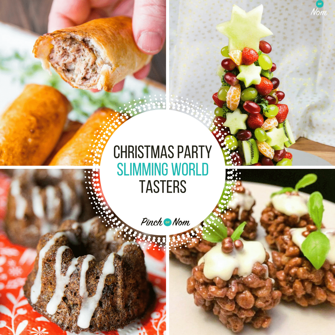 Slimming World Christmas Tasters | Slimming World