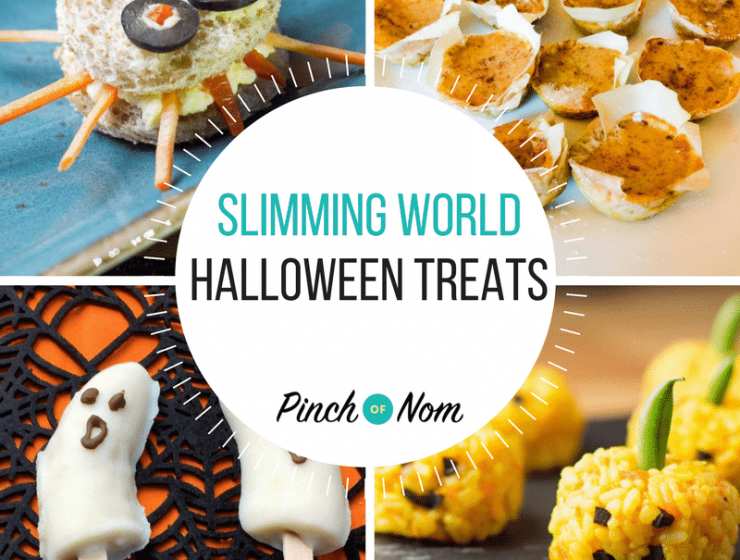 Spooky Halloween Treats | Slimming World