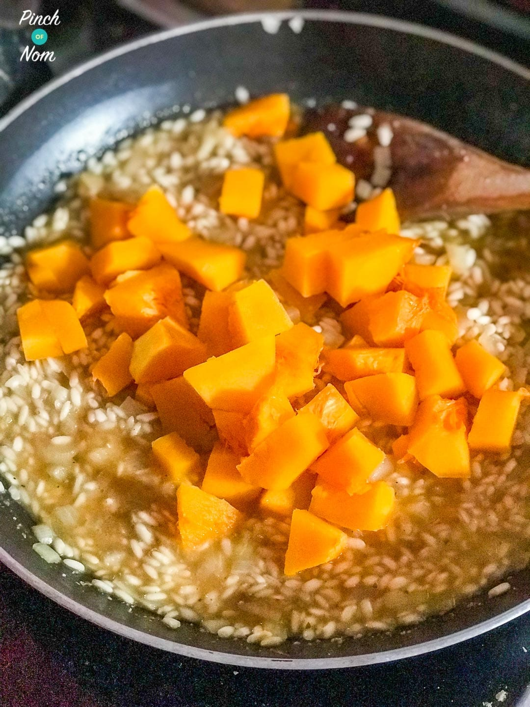 Syn Free Butternut Squash Risotto | Slimming World - step 4